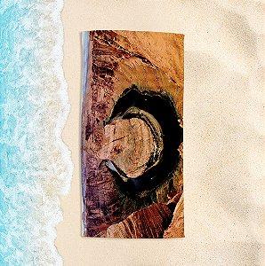 Toalha de Praia Yuzo 70x140cm Cartão Postal Horseshoe Bend