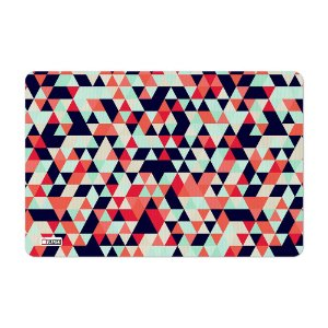 Tapete de Cozinha Avulso 40x60 Geométrico Colorido