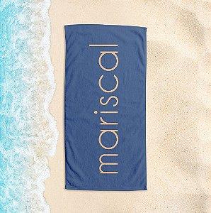Toalha de Praia Yuzo 65x135cm Praias Mariscal
