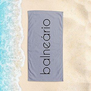 Toalha de Praia Yuzo 65x135cm Praias Balneário