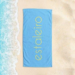 Toalha de Praia Yuzo 65x135cm Praias Estaleiro