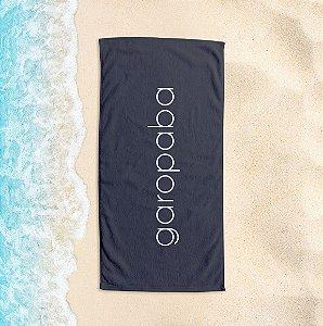 Toalha de Praia Yuzo 65x135cm Praias Garopaba