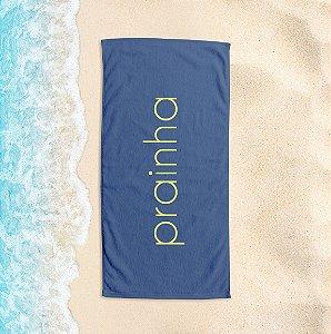 Toalha de Praia Yuzo 65x135cm Praias Prainha