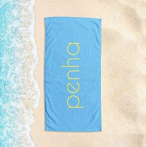 Toalha de Praia Yuzo 65x135cm Praias Penha