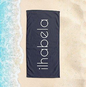 Toalha de Praia Yuzo 65x135cm Praias Ilhabela