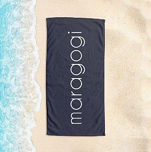Toalha de Praia Yuzo 65x135cm Praias Maragogi