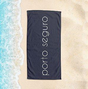 Toalha de Praia Yuzo 65x135cm Praias Porto Seguro