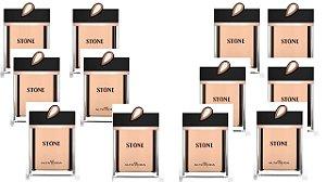 Perfume Stone Kit 12 Pçs Sem Caixa - 100ml - Por tempo LIMITADO