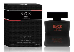 Black Belt Perfume Entity Masculino Eau De Toilette 100ml