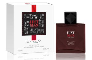 Just Man Perfume Entity Masculino Eau De Toilette 100ml