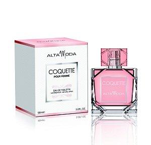 Coquette Perfume Alta Moda Feminino Eau de Toilette 90 ml