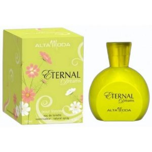 Eternal Dreams Perfume Alta Moda Feminino Eau Toilette 100 ml