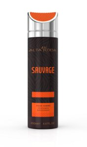 Desodorante Spray Alta Moda Sauvag 200 ml