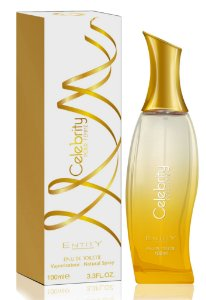 Celebrity Gold Perfume Entity Feminino Eau Toilette 100 Ml