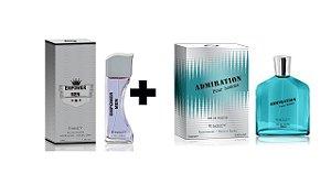 Perfume Empower Men Entity 30 ml + Perfume Admiration Entity 100 ml