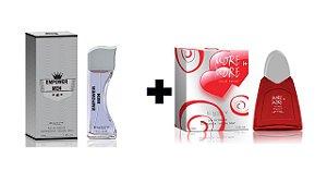 Perfume Entity Empower Men 30ml + Perfume Entity More In More 100 ml