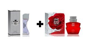 Perfume Entity Empower Men 30ml + Perfume Entity Lover Rose 100 ml