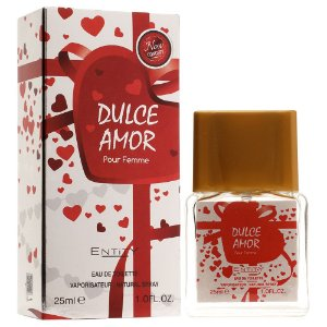 Dulce Amor Entity EDT 25 ml Feminino