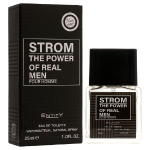 Strom The Power Real Men Entity EDT 25 ml Masculino