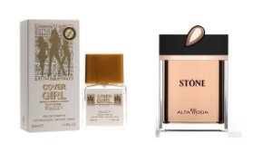 COVER GIRL 25ML + STONE 100 ML SEM CAIXA