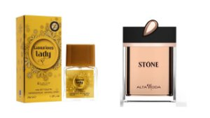 LUXURIUS LADY 25ML + STONE 100 ML SEM CAIXA