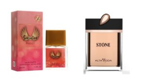 SENSATION 25ml + STONE 100ml SEM CAIXA