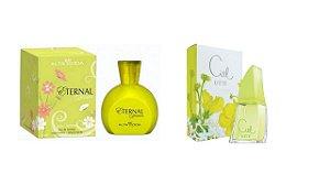 Perfume Eternal Dreams 100ml + Ciel D Ete 50ml