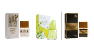 KIT DIAS MAES - ESPECIAL - CIEL D ETE 50 ML + ENTITY -COVER 25 ML + CHARME 25 ML