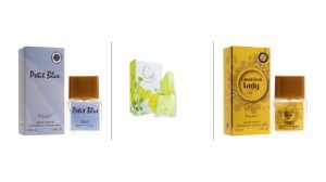 KIT DIAS MAES - ESPECIAL - CIEL D ETE 50 ML + PETIT BLUE 25 ML + LUXURIUS LADY  25 ML