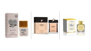 KIT DIAS DAS MAES - 3 PÇS ESPECIAL - ENTITY LOVE FOR EVER 25 ML + STONE 100ML+ FLEURS 100ML