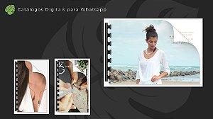 Catálogo Digital em PDF para envio pelo Whatsapp