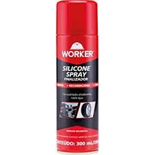 SILICONE SPRAY 300ml/200g - WORKER