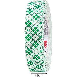 Fita Dupla Face 3M Scotch® Fixa Forte Espuma - Uso Interno - 12 mm x 1,5 m