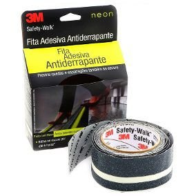 FITA ANTIDERRAPANTE 50MMX5M SAFETY WALK NEON - 3M