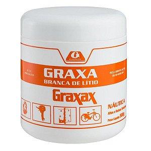 GRAXA BRANCA DE LÍTIO 500gr - GARIN