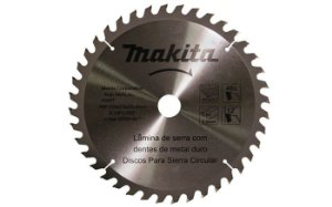 """DISCO SERRA CIRCULAR 9.1/4"""" X 40 Dentes - MAKITA"""