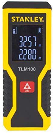 MEDIDOR A LASER 30mt - TLM 100 - STANLEY