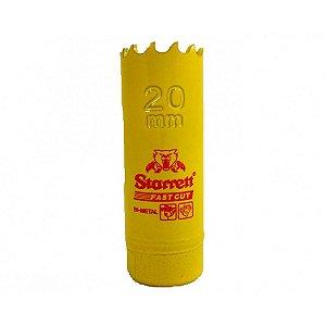 """SERRA COPO AR 20mm - 25/32"""" - STARRETT"""