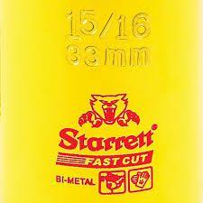 """SERRA COPO AR 33mm - 1.5/16"""" - STARRETT"""