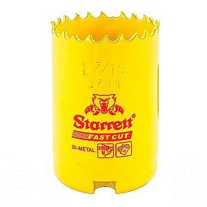 """SERRA COPO AR 37mm - 1.7/16"""" - STARRETT"""