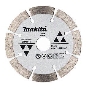 Disco Rebolo Diamantado 105 mm - MAKITA - D44351