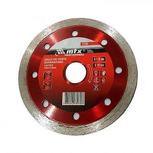 Disco de Corte Diamantado Contínuo - MTX