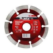 Disco de Corte Diamantado Segmentado - MTX