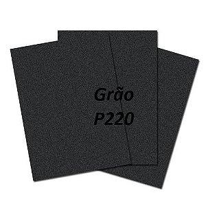 Folha Lixa Ferro 3M™ 221T, grão P220 - 3M  *(cada 10 unidades)*