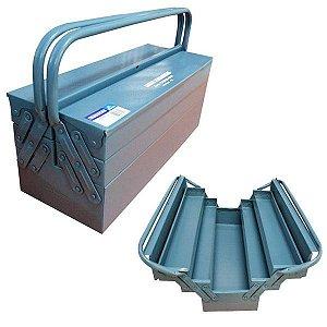 Caixa de Ferramentas com 5 gavetas - Ref. 540 - MARCON