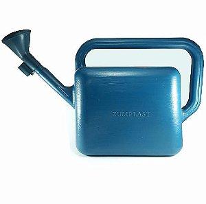 Regador Plástico Azul de 10 litros