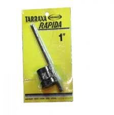 "TARRAXA P/ CANO PVC 1"" - MEIKON"