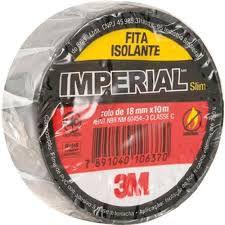 FITA ISOLANTE IMPERIAL 3M 19X10mt