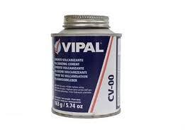CIMENTO VULCANIZANTE CV-00 225ml/163g - VIPAL