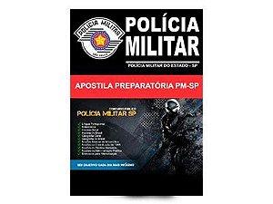 Apostila para concurso da Polícia Militar